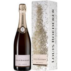 Шампанское Louis Roederer, Brut Premier AOC, grafika gift box