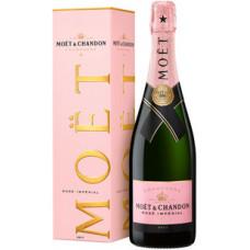 "Шампанское Moet & Chandon, Brut ""Imperial"" Rose, gift box"