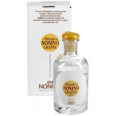 Граппа Il Moscato di Nonino Monovitigno, gift box, 0.7 л