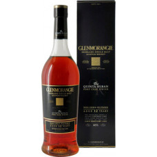 "Виски Glenmorangie ""The Quinta Ruban"", in gift box, 0.7 л"