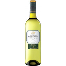 "Вино ""Herederos del Marques de Riscal"" Sauvignon DO, 2018"