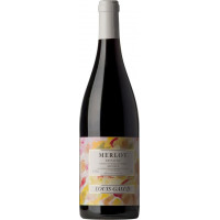 "Вино Georges Duboeuf, Merlot ""Louis Galud"" Semi-sweet"